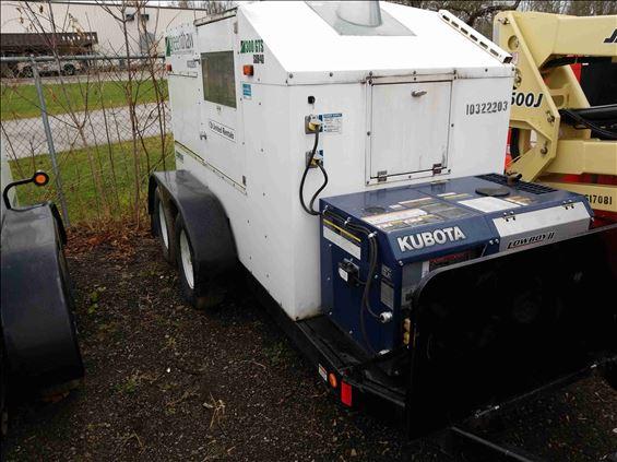 2014 DRYAIR 300GTS Ground Heater