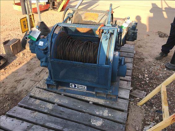 2010 Michigan Pneumatic MP-W3036LACMB