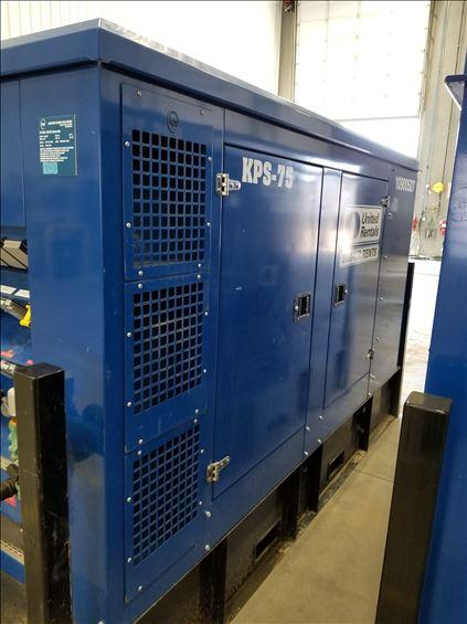 2019 Kustom Power Solutions KPS75 Diesel Generator