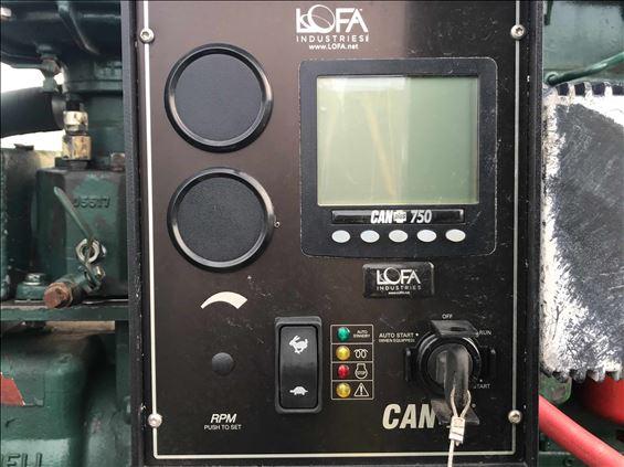 2013 CORNELL 8NHTA-6090 Pump