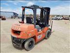 2014 Toyota 7FDU35 Warehouse Forklift