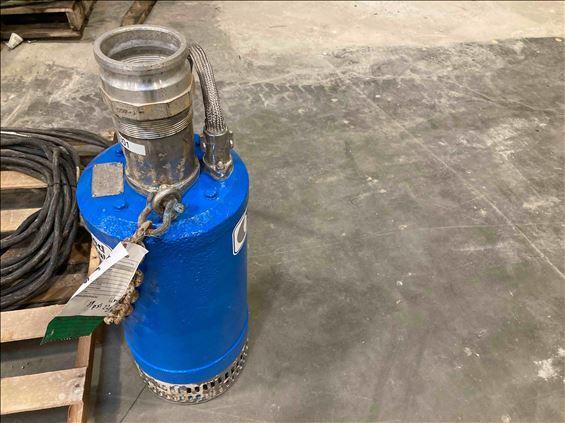 2013 Mody G554T Pump