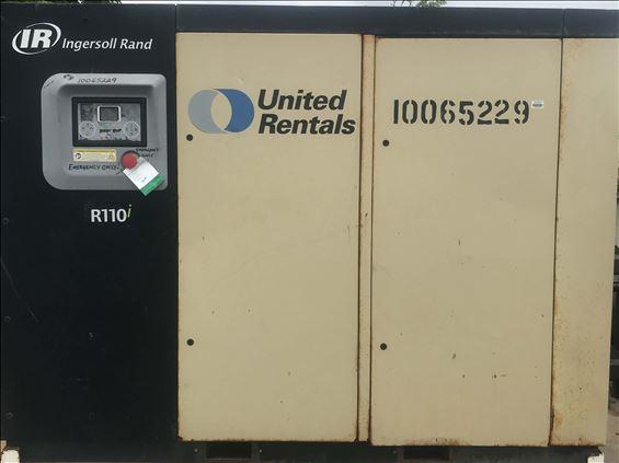 2012 Ingersoll Rand R110I-A125PSI Air Compressor