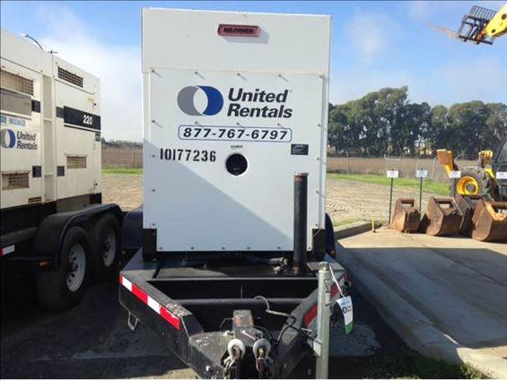 2013 Multiquip DCA150SSCU4I Diesel Generator