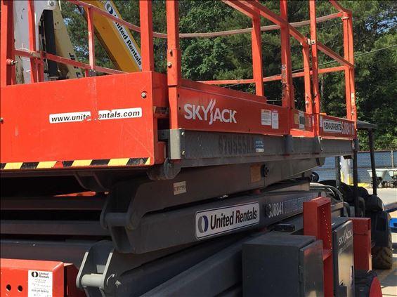 2006 Skyjack SJ8841RT Scissor Lift