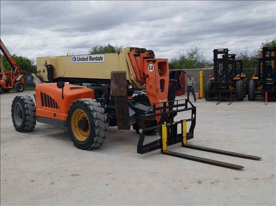 2012 JLG G12-55A Rough Terrain Forklift