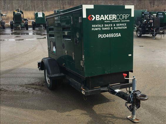 2012 BakerCorp BP44LS-CY36AT Pump