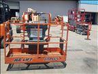 2012 JLG M600JP Boom Lift