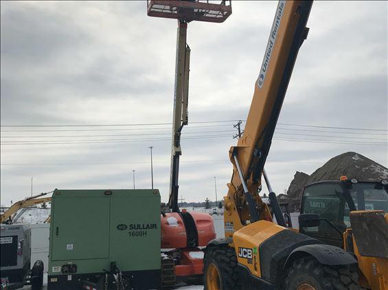 2013 JLG 400S Boom Lift