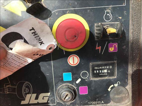 2013 JLG 1200SJP Boom Lift