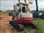2014 Takeuchi TB153FR Mini-Excavator