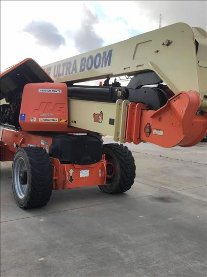 2010 JLG 1250AJP Boom Lift