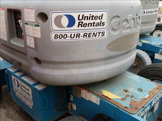 2011 Genie Z-45/25 DC Boom Lift