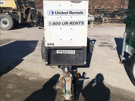 2011 Pioneer Pump PP66S12L714024 Pump
