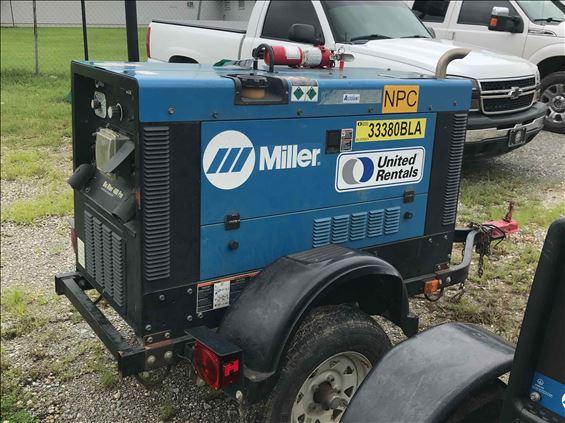 2016 Miller Welders BIG BLUE 400PRO Welder