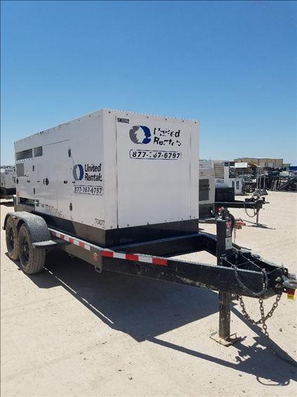 2016 Cummins C150D6R WOG Diesel Generator