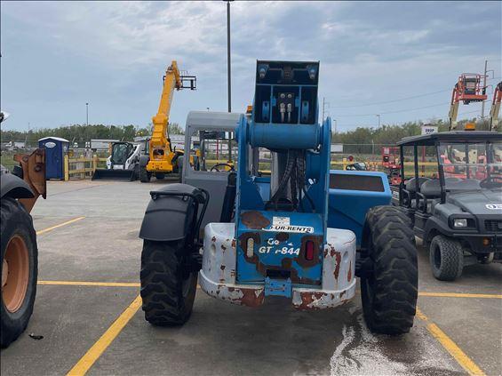 2013 Genie GTH-844 S Reach Forklift
