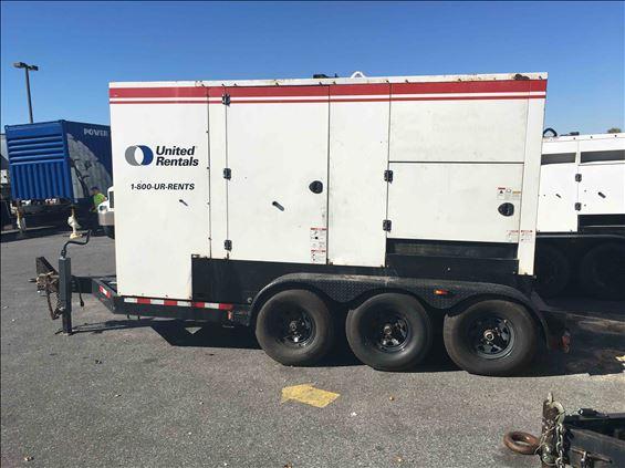 2011 Cummins C300D6RT Diesel Generator
