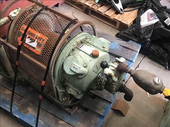 2012 SAN-EI SEIKI W-20-220-LAC-MB