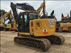 2018 John Deere 135G Excavator