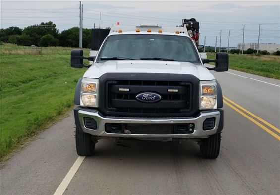 2013 Ford F550REGXLG4WD