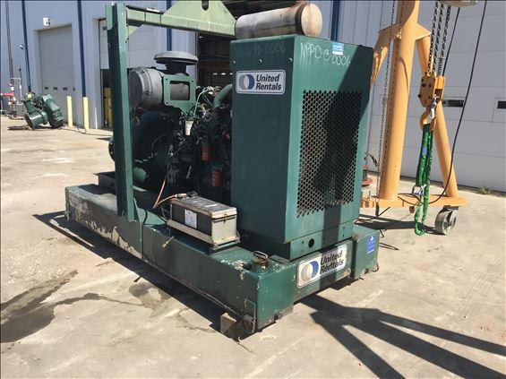 2010 Pioneer Pump PP12S17L716068 Pump