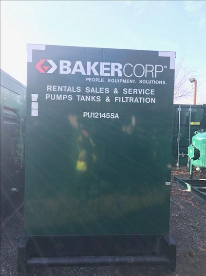 2012 BakerCorp BP128HS-CD300AS