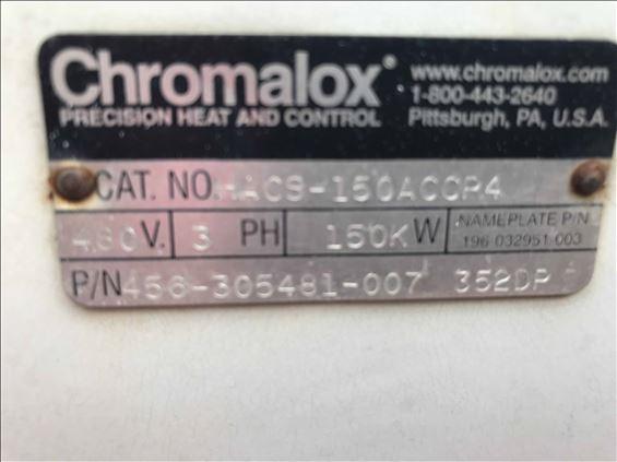 2008 Chromalox 4439-3009 Heater