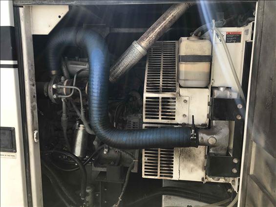 2013 Multiquip DCA70SSIU2C Diesel Generator