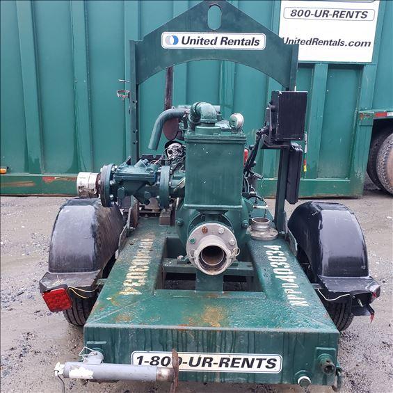 2013 Pioneer Pump PP44S10L71D914 Pump