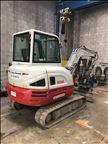 2018 Takeuchi TB240C Mini-Excavator
