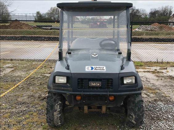 2019 Club Car CARRYALL 1700 Utility Vehicle