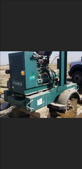 2008 Gorman-Rupp PA4A60-4045D Pump