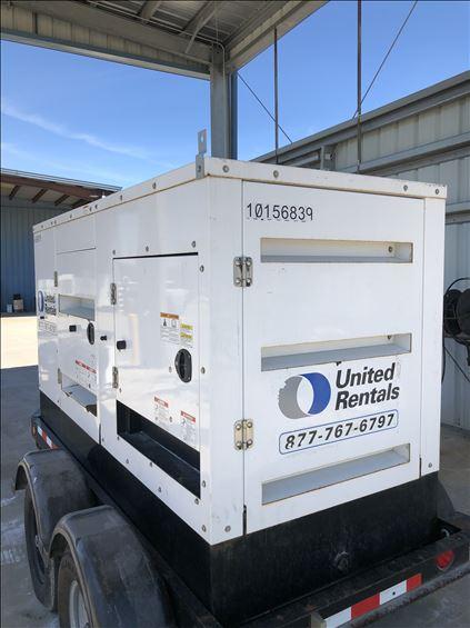 2013 Cummins C100D6RG Diesel Generator