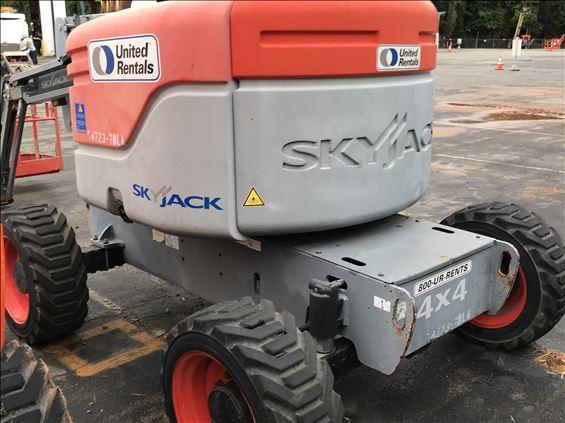 2012 Skyjack SJ46AJ Boom Lift