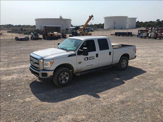 2015 Ford F250CREWXLD4WD Truck
