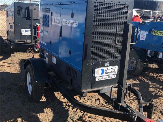 2015 Miller Welders BIG BLUE 500PRO Welder