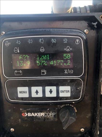 2011 BakerCorp BP128HS-CD300PT Pump