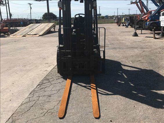 2017 Doosan D25S5 Warehouse Forklift