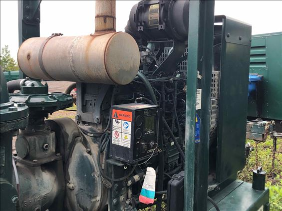 2013 Pioneer Pump PP108S17L716090 Pump