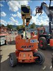 2012 JLG E450AJ Boom Lift