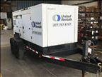 2014 Cummins C150D6R WOG Diesel Generator