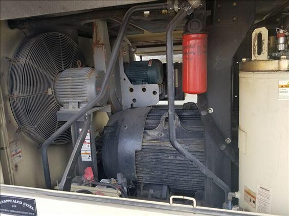 2014 Doosan VP900 Air Compressor