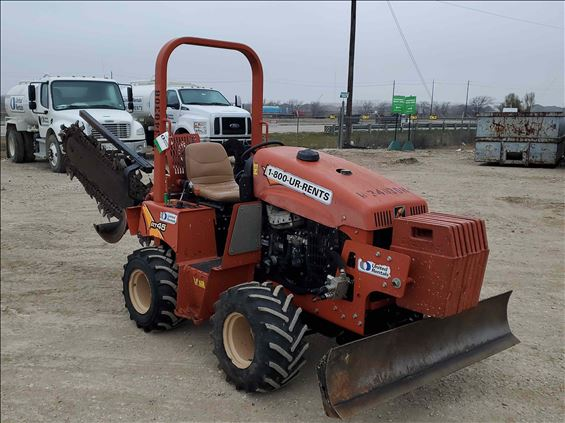 2015 Ditch Witch RT45F Trencher