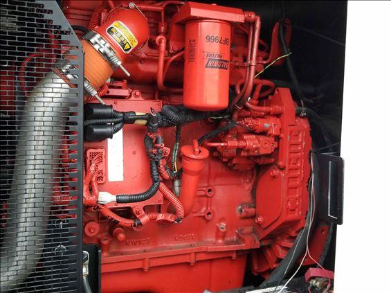 2013 Cummins C100D6R Diesel Generator