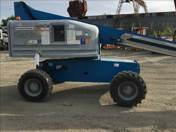 2012 Genie S-45 Boom Lift