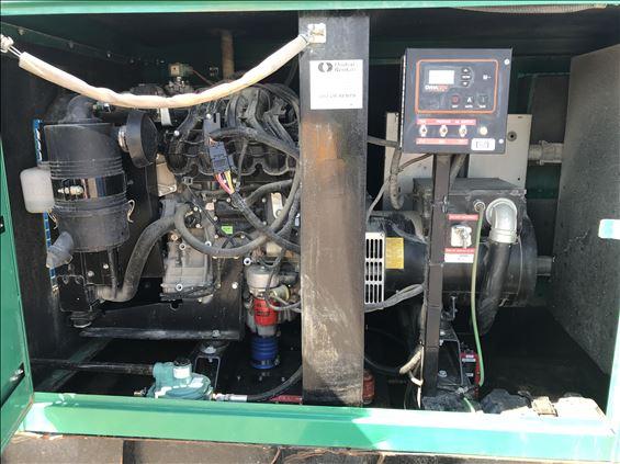 2016 Kustom Power Solutions KPS-25-LP/NG Diesel Generator