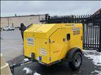 2015 Wacker E1250P Ground Heater