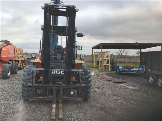 2015 JCB 930-2 Rough Terrain Forklift