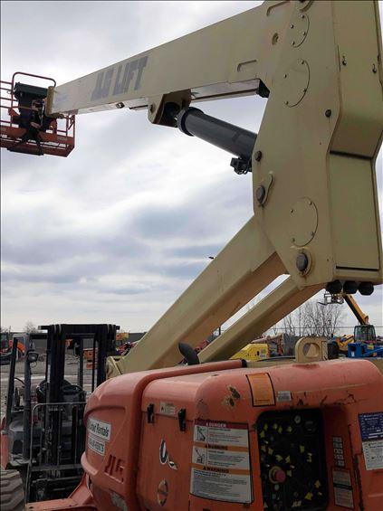 2013 JLG M600JP Boom Lift